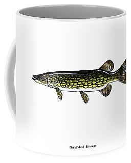 Chain Pickerel Coffee Mug