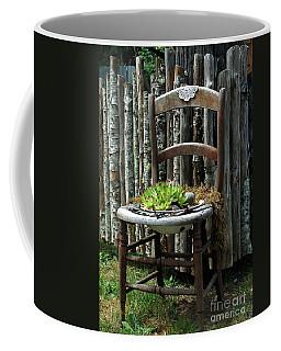 Chair Planter Coffee Mug