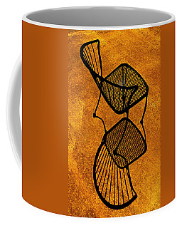 Chair Saturation Coffee Mug by Christopher McKenzie