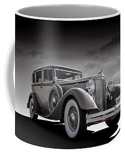 Champagne Cruise Coffee Mug
