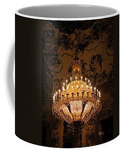Chandelier Palacio Real Coffee Mug