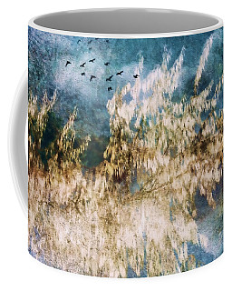 Change Of Weather Coffee Mug by Kathy Bassett