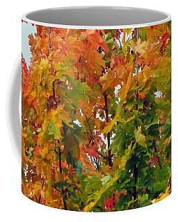 Coffee Mug featuring the photograph Changing Times by Tikvah's Hope