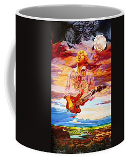 Channeling The Cosmic Goo At The Gorge Coffee Mug