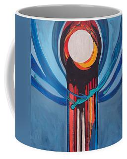 Chanukah Nes Gadol Coffee Mug