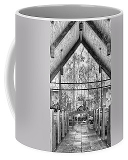 Coffee Mug featuring the photograph Chapel by Howard Salmon