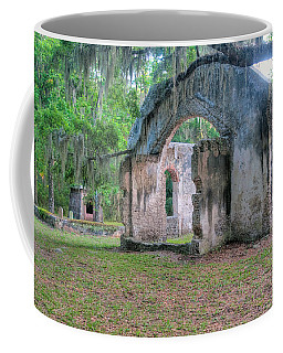 Chapel Of Ease With Tomb Coffee Mug