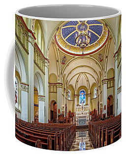 Coffee Mug featuring the photograph Chapel Of The Immaculate Conception by Jim Thompson