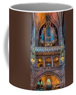 Chapel Organ Coffee Mug