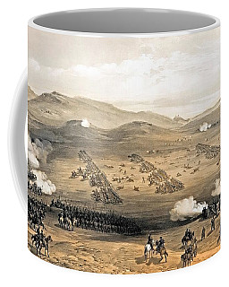 Charge Of The Light Cavalry Brigade Coffee Mug