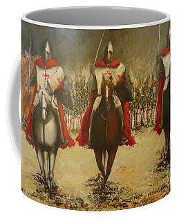 Charge To Battle Coffee Mug
