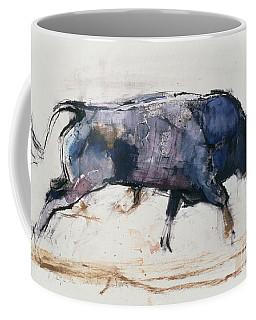 Charging Bull Coffee Mug