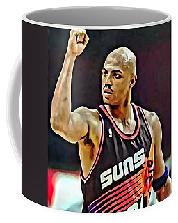 Charles Barkley Coffee Mug
