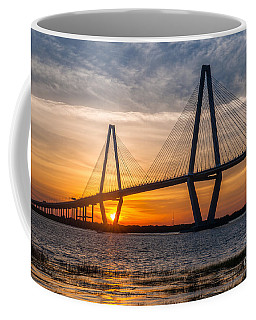 Charleston Sun Setting  Coffee Mug