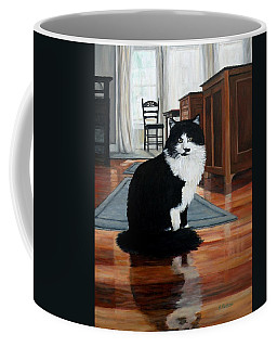 Charlie Coffee Mug by Eileen Patten Oliver