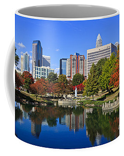 Charlotte North Carolina Marshall Park Coffee Mug