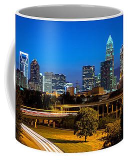 Coffee Mug featuring the photograph Charlotte by Serge Skiba