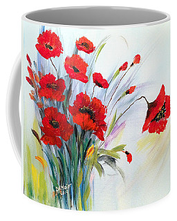 Charming Coffee Mug by Dorothy Maier