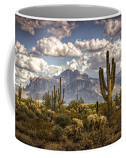 Chasing Clouds Two  Coffee Mug by Saija  Lehtonen