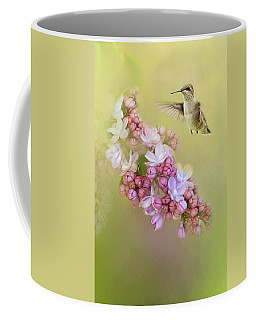 Chasing Lilacs Coffee Mug