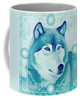 Chasing Wolf Coffee Mug