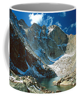 Chasm Lake Coffee Mug
