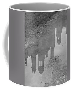 Chateau Chambord Reflection Coffee Mug by HEVi FineArt