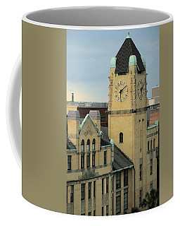 Chatham County Courthouse Savannah Coffee Mug