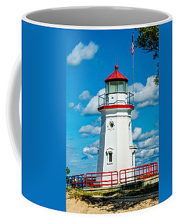 Cheboygan Crib Coffee Mug