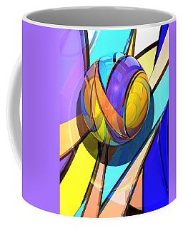 Check Barrels 35  Coffee Mug