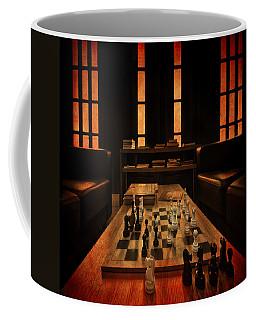 Checkmate Coffee Mug