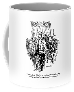 Cheer Up, Jimbo - It's Only A Matter Of Time Coffee Mug