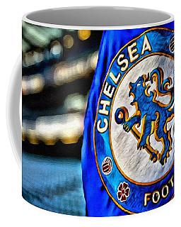 Chelsea Football Club Poster Coffee Mug