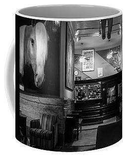 Chelsea Hotel Night Clerk Coffee Mug