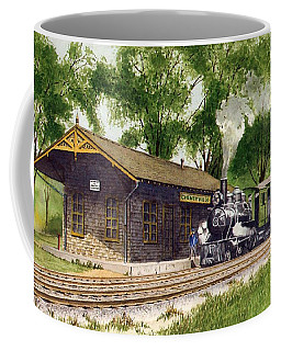 Cheneyville Station Coffee Mug
