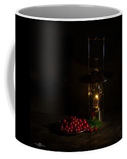 Cherries In The Night Coffee Mug
