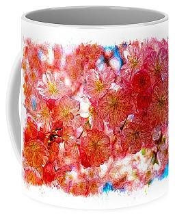 Cherry Blossums Coffee Mug