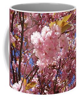 Cherry Trees Blossom Coffee Mug