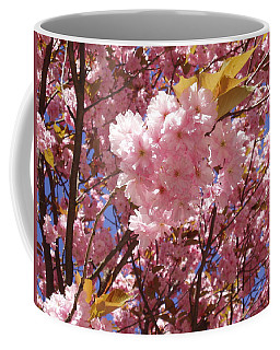 Cherry Trees Blossom Coffee Mug