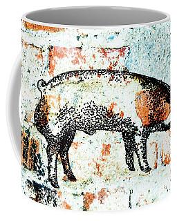 Chester White Boar 9 Coffee Mug