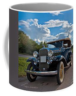 Chevrolet Confederate Ba Phaeton 1932 Coffee Mug