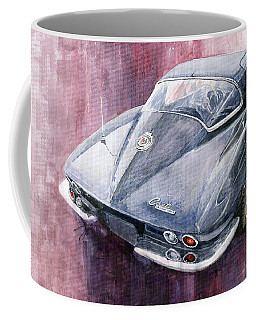 Chevrolet Corvette Sting Ray 1965 Coffee Mug
