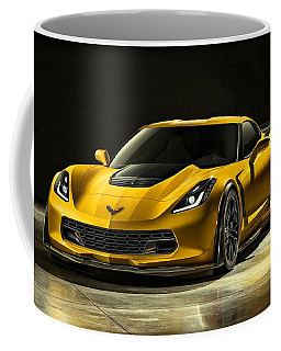 Chevrolet Corvette Z06  Coffee Mug
