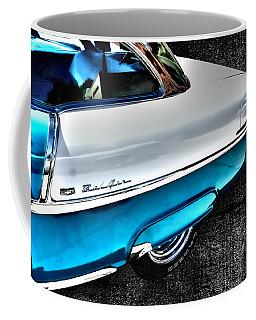 Chevy Bel Air Art 2 Tone Side View Art 1 Coffee Mug