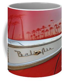 Chevy Bel Air Coffee Mug by Pamela Walrath