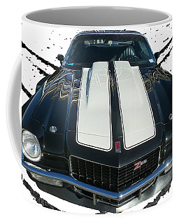 Chevy Camaro Z28 Coffee Mug