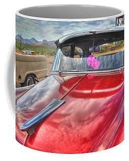 Coffee Mug featuring the photograph Chevy Classic by Tam Ryan