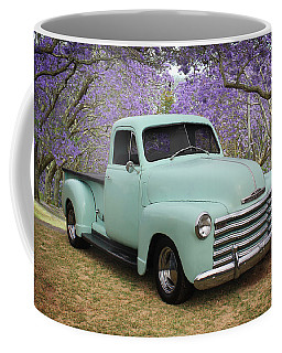 Coffee Mug featuring the photograph Chevy Pickup by Keith Hawley