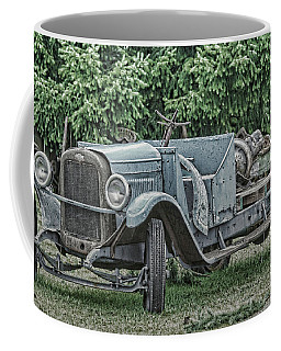 Chevy Truck By Ron Roberts Coffee Mug