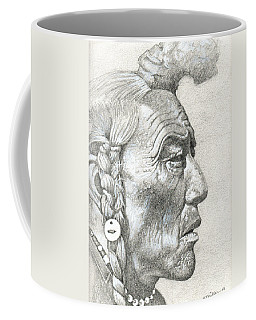 Bear Bull, Blackfoot Coffee Mug